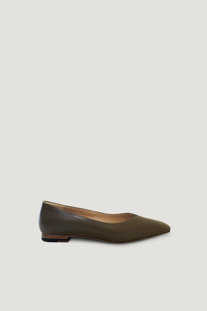 Pernell Flat (Olive)