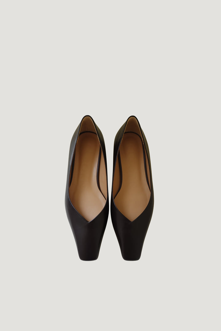 Pernell Heel (Dark Chocolate)