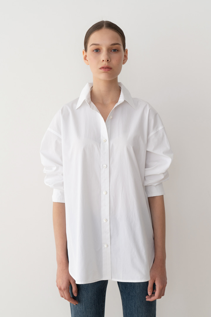 Numero 041: Isaac Supima Cotton Shirt (3 colors)