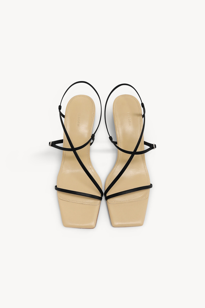 Bare Sandal - Black