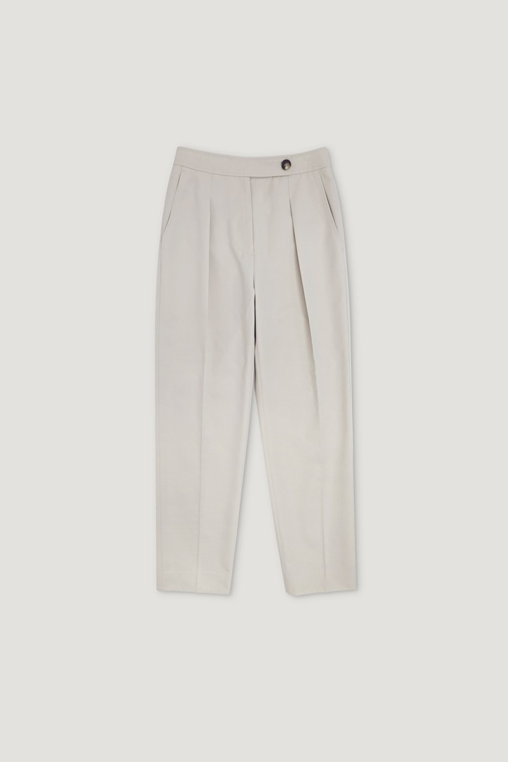 Pico Tapered Pants (Ivory)