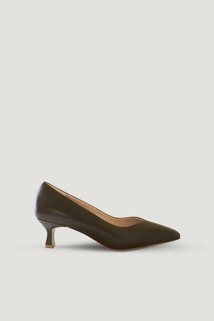 Pernell Heel (Olive)